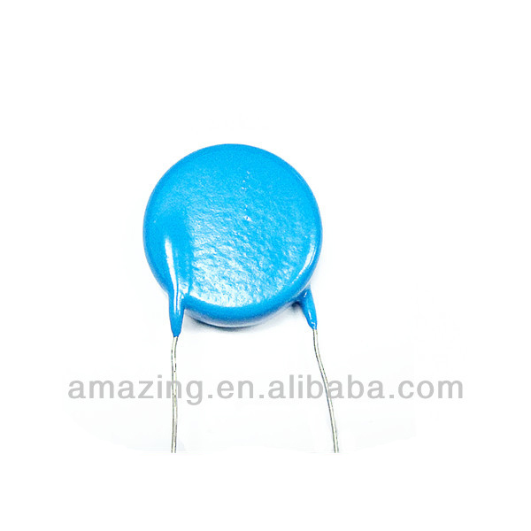 Blue capacitor for security inspection machine